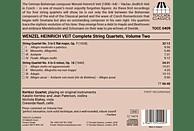 Kertész Quartet - Sämtliche Streichquartette Vol.2 [CD]