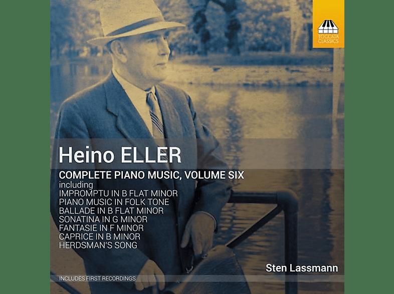 Sten Lassmann - Klaviermusik Vol.6 [CD]