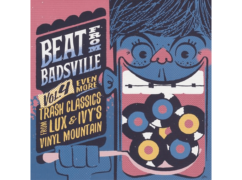 VARIOUS - Beat From Badsville 04 [CD]