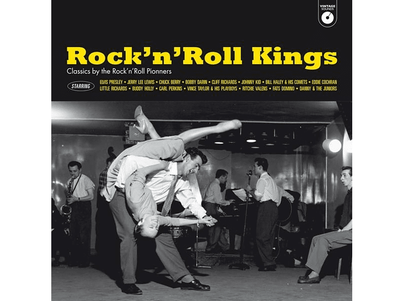 VARIOUS - Rock'n'Roll Kings [Vinyl]