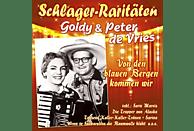 Goldy Und Peter De Vries - Von den blauen Bergen kommen wir- [CD]