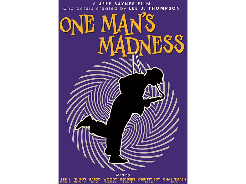 Lee J. Thompson: One Man's Madness [DVD]