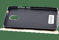 AGM 27148 Gleam Bookcover Wiko Lenny 5 Obermaterial Kunststoff (TPU) Mehrfarbig