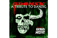 VARIOUS - Gdansk-A Tribute To Danzig (By Grand Massive) [CD]