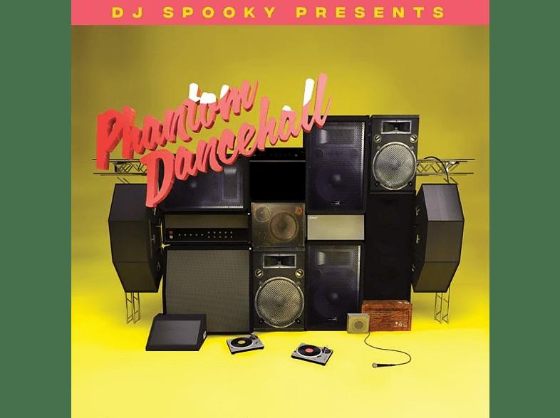Dj Spooky - Presents Phantom Dancehall (Ltd.Edition) [Vinyl]