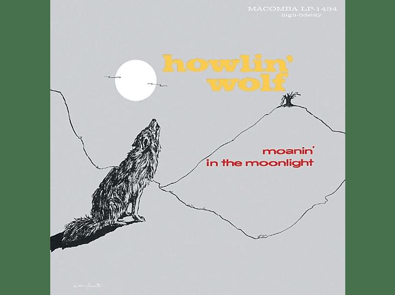 Howlin' Wolf - Moanin' In The Moonlight [Vinyl]