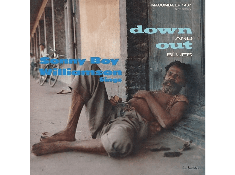 Sonny Boy Williamson - Down And Out Blues [Vinyl]