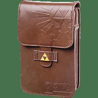 POWER A Nintendo DS Legend of Zelda Starter Kit, Zubehör für Nintendo DS, Braun