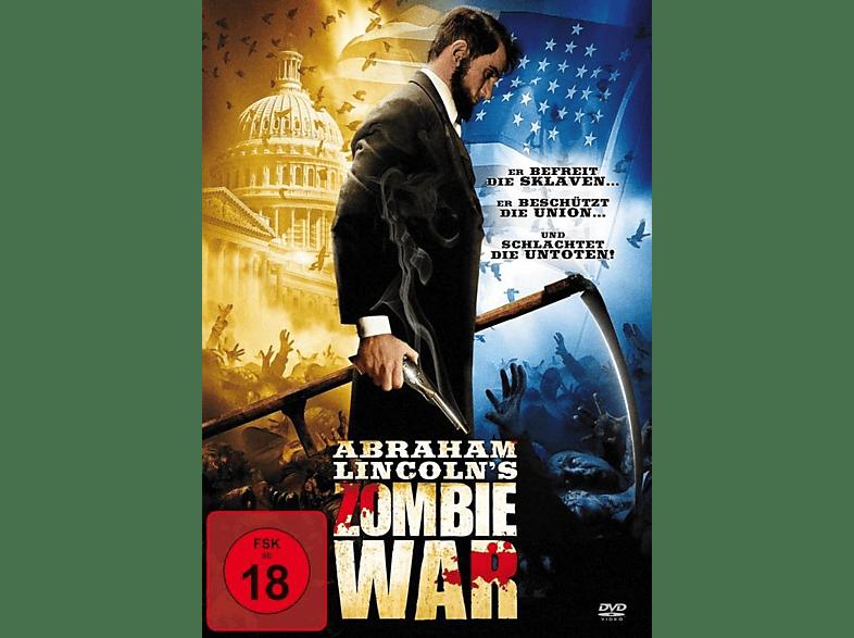 Abraham Lincoln's Zombie War [DVD]