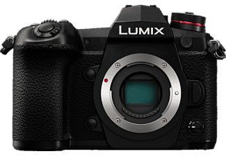 PANASONIC Hybride camera Lumix DC-G9 Body Black (DC-G9EF-K)