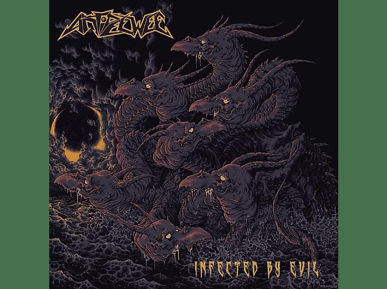 Antipeewee - Infected By Evil [Vinyl]