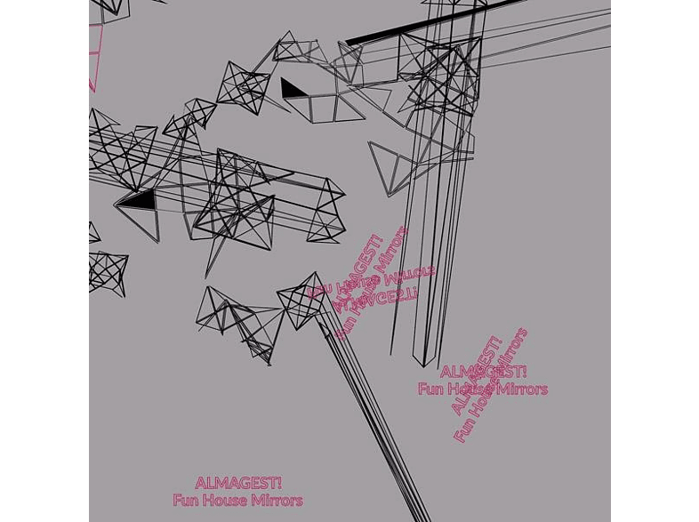 Almagest! - Fun House Mirrors [CD]
