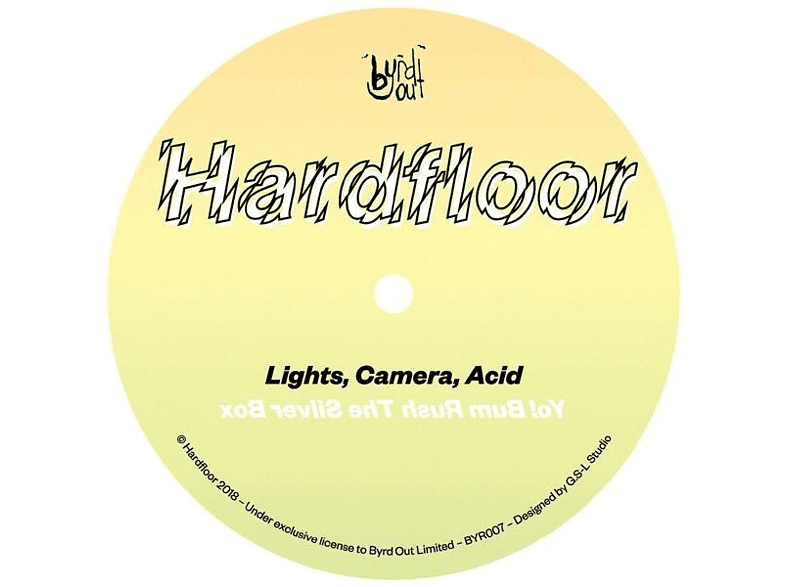 Hardfloor - Light,Camera,Acide EP [Vinyl]