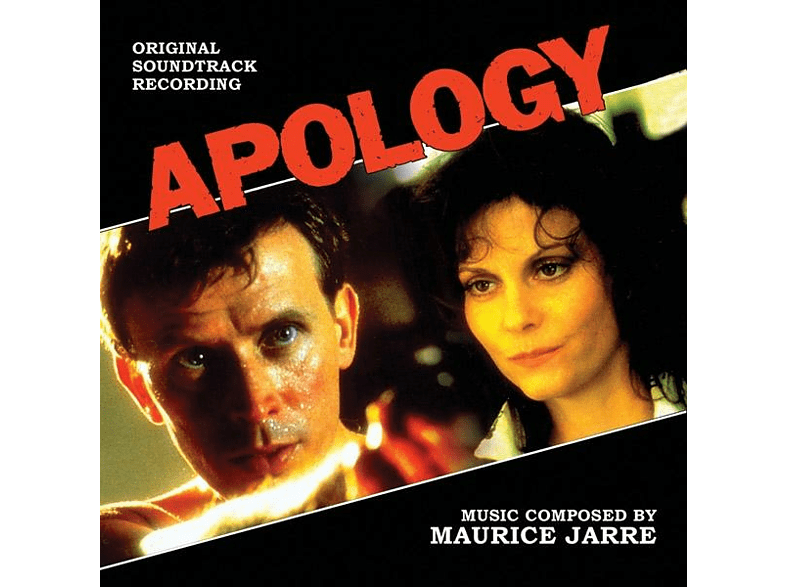 Maurice & Ost Jarre - Apology (Original Motion Picture Soundtrack) [CD]