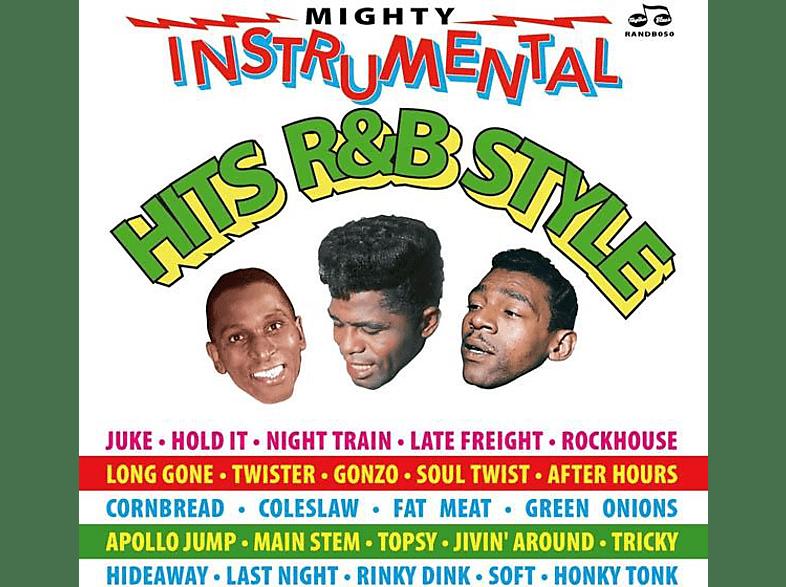 VARIOUS - Mighty R&B Instrumental Hits 1942-1963 [CD]