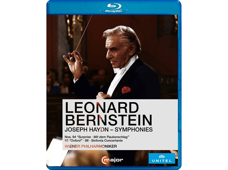 Leonard Bernstein - Joseph Haydn-Symphonies [Blu-ray]