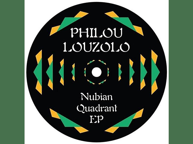 Philou Louzolo - Nubian Quadrant EP [Vinyl]