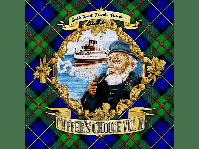 VARIOUS - Scotch Bonnet Presents Puffers Choice Vol.2 [Vinyl]