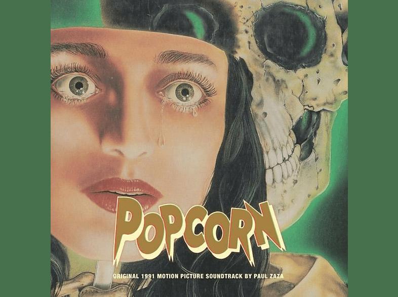 Paul Zaza - Popcorn (Original 1991 Motion Picture Soundtrack) [Vinyl]
