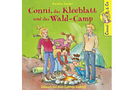 Conni - Conni, Das Kleeblatt Und Das Wald-Camp - (CD)