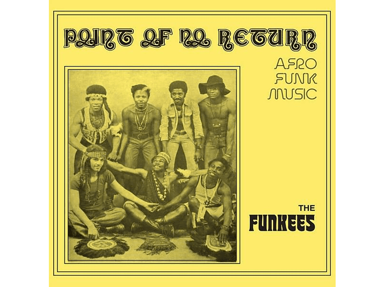 The Funkees - Point Of No Return [Vinyl]