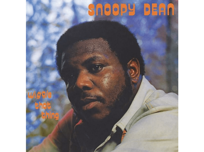 Snoopy Dean - Wiggle That Thing [Vinyl]