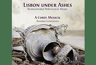 Alice Borciani, David Sagastume, Mercedes Hernandez, Daniel Issa - LISBON UNDER ASHES - REDISCOVERED P [CD]