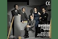 Busch Trio, Miguel Da Silva, Milstein Maria - Piano Quintets - Bagatelles [CD]