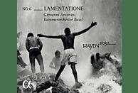 Kammerorchester Basel - No.6 _ Lamentatione [CD]