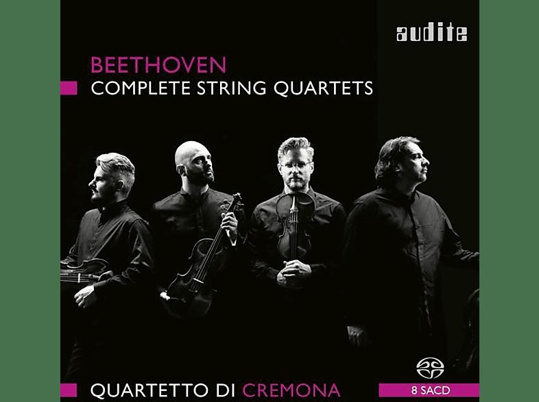 Lawrence Dutton Quartetto Di Cremona - Die Streichquartette [SACD Hybrid]