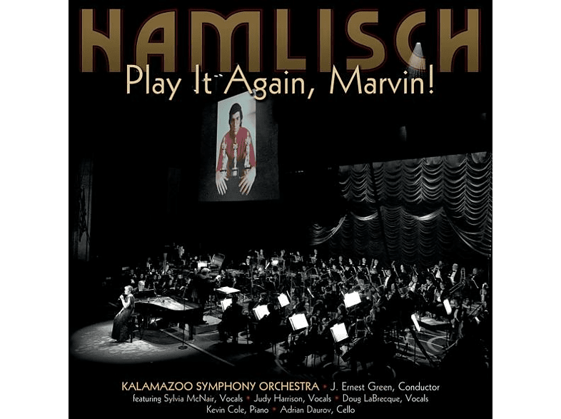 Kalamazoo Symphony Orchestra - Play It Again,Marvin! [CD]