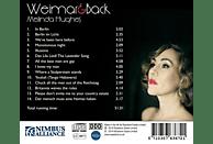 Melinda Hughes - Weimar & Back [CD]