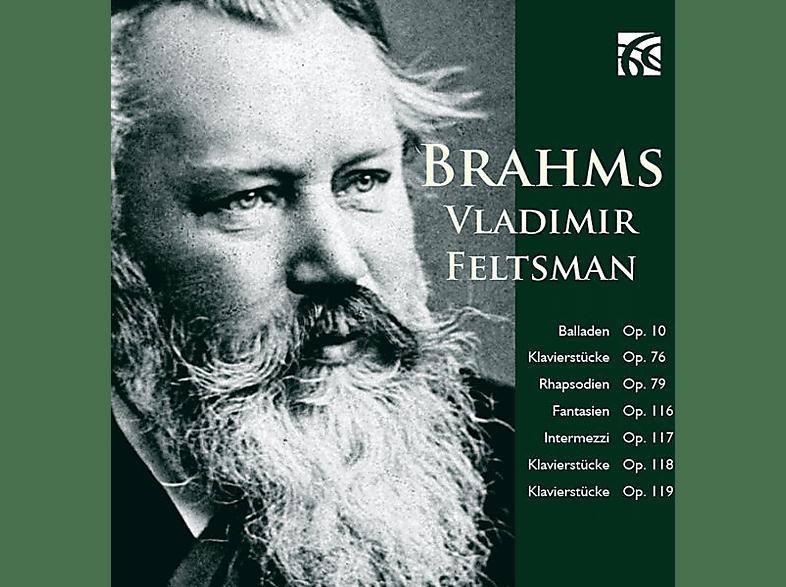 Vladimir Feltsman - Werke für Klavier Solo [CD]