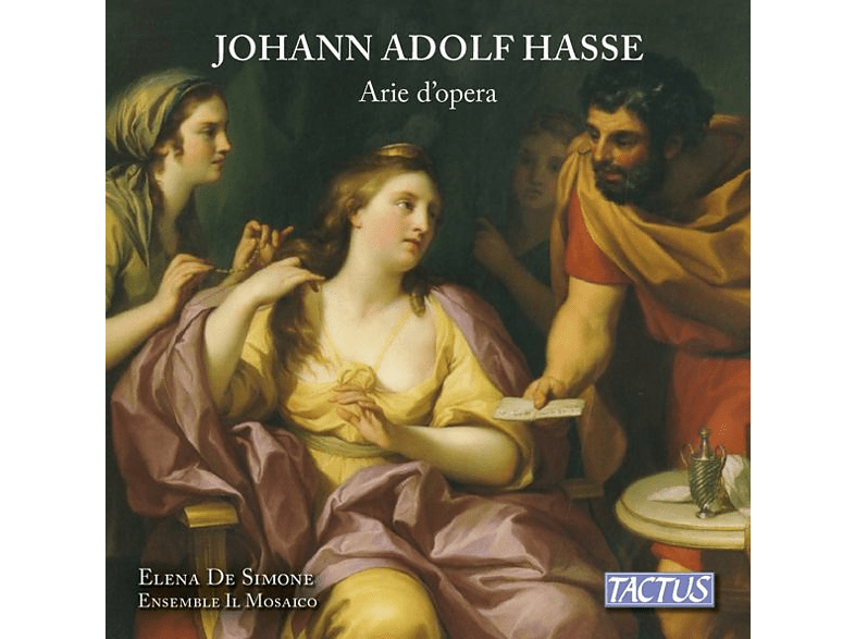 Elena De Simone, Ensemble Il Mosaico - Arie d'opera [CD]