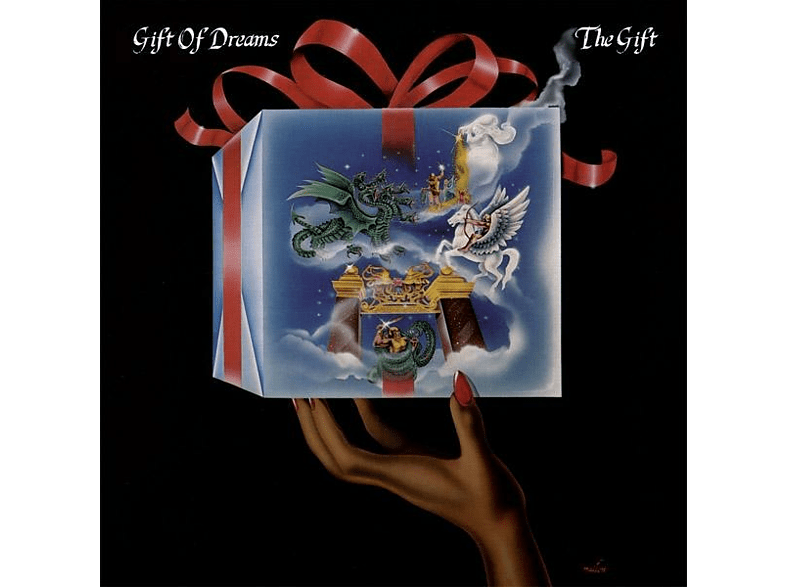 Gift Of Dreams - The Gift [CD]