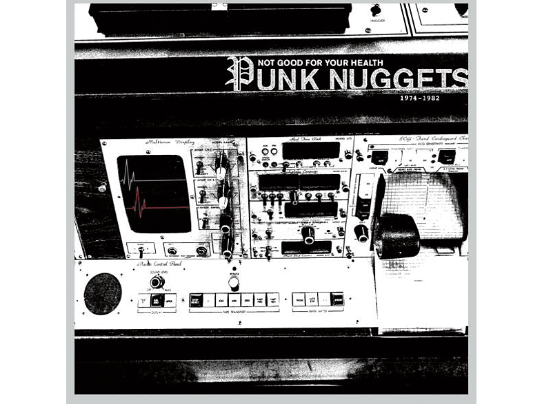 VARIOUS - Not Good For Your Health:Punk Nuggets 1974-1982 [Vinyl]