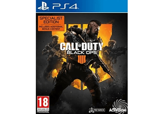 Call Of Duty: Black Ops IIII (Specialist Edition) | PlayStation 4