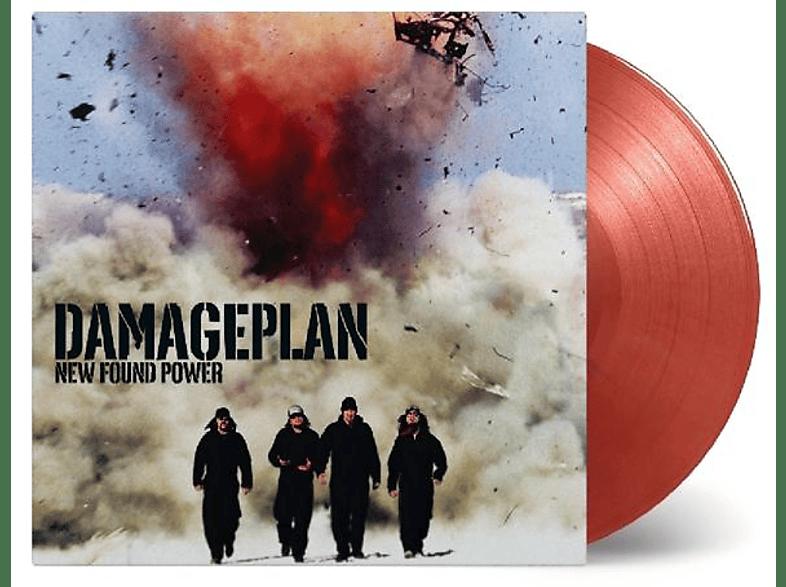 Damageplan - New Found Power-Ltd.Gold/Red Mixed Vinyl [Vinyl]