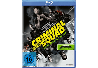 Criminal Squad - 2 Disc Special Edition - (Blu-ray)