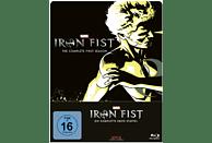 Marvel's Iron Fist - Staffel 1 (Steelbook) [Blu-ray]