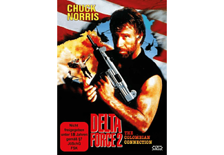 Delta Force II DVD
