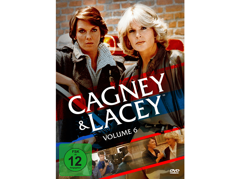 Cagney & Lacey - Volume 6 [DVD]