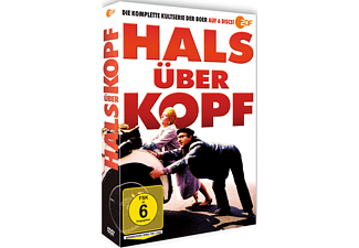 Hals über Kopf DVD