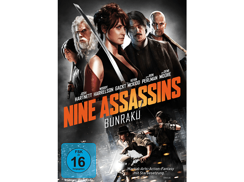 Nine Assassins [DVD]
