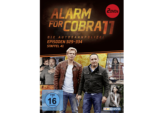 Alarm für Cobra 11 - Staffel 41 DVD