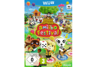 WU ANIMAL CROSSING AMIIBO FESTIVAL - Nintendo Wii U