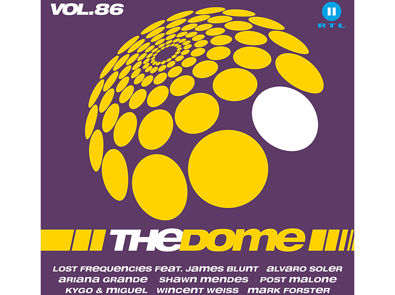 VARIOUS - The Dome Vol.86 [CD]