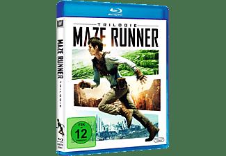 Maze Runner Trilogie Blu-ray