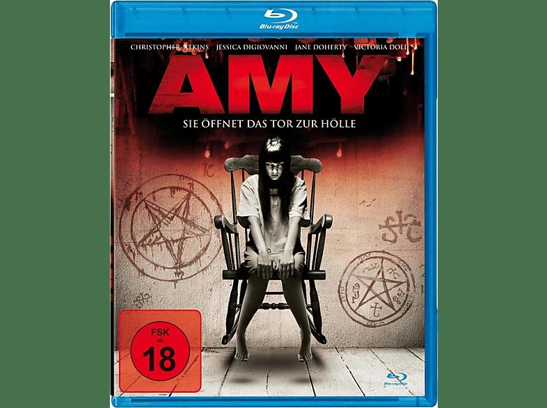 Amy – Sie öffnet das Tor zur Hölle [Blu-ray]