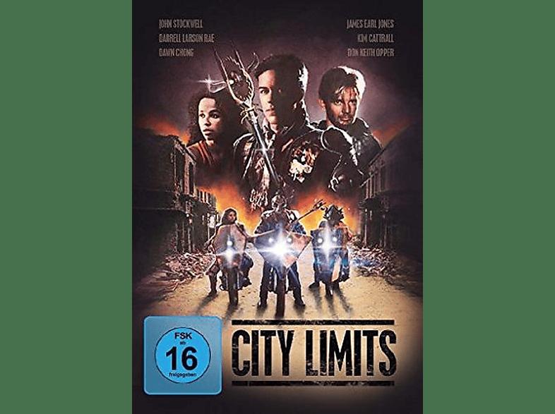 City Limits - Sie kennen kein Erbarmen [DVD]